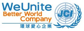 JCI 之環球愛心企業 - WeUnite Better World Company